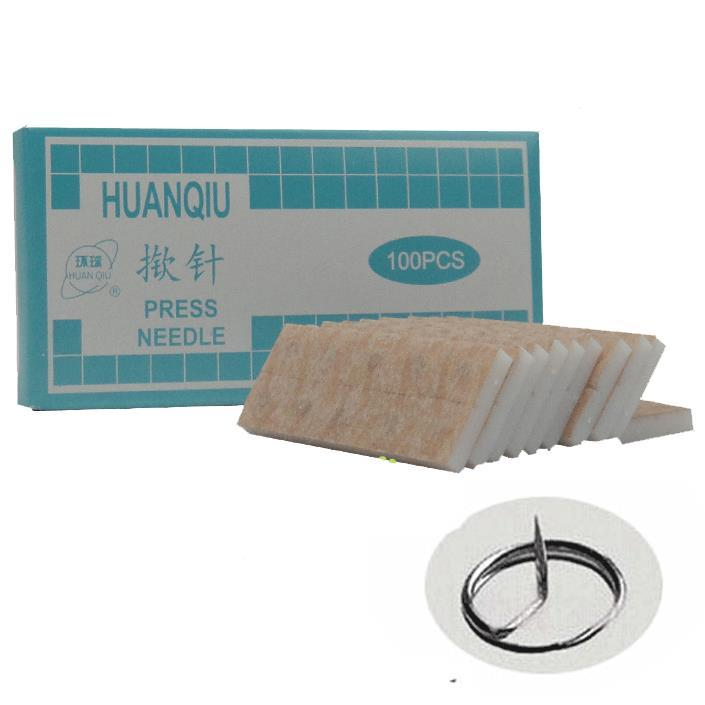 Jarum Akupunktur Telinga/ Pressnedle