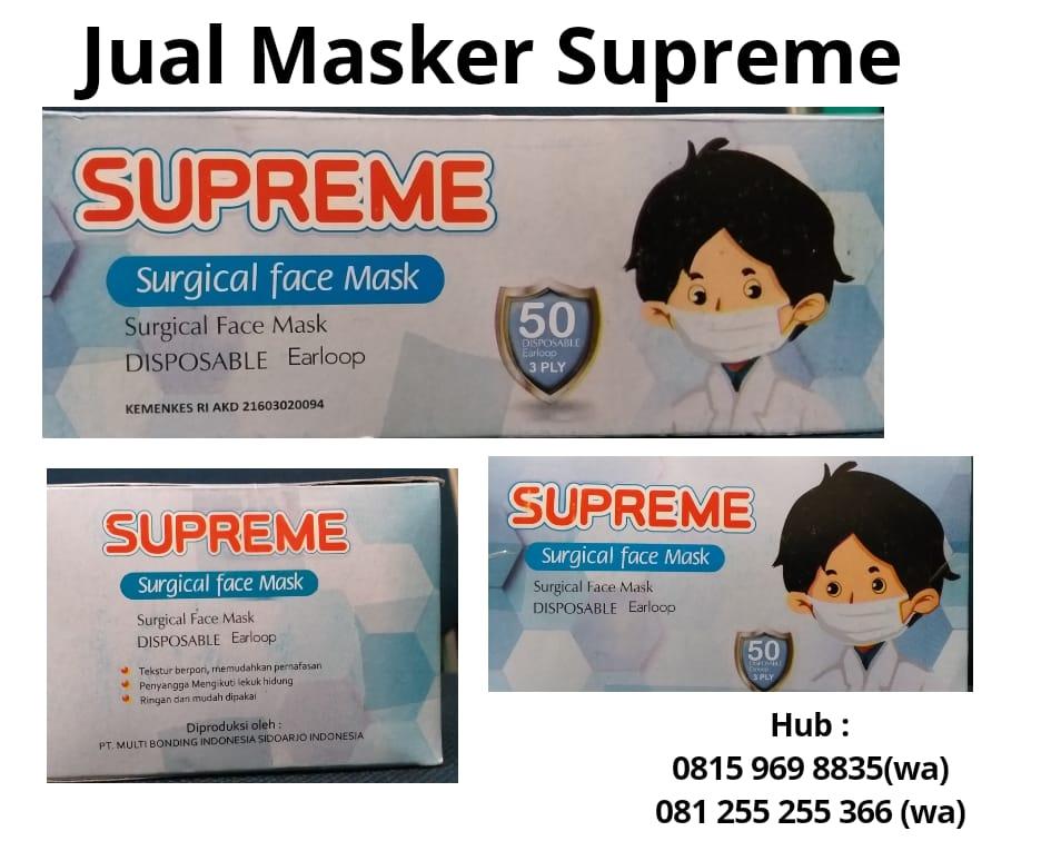 masker supreme