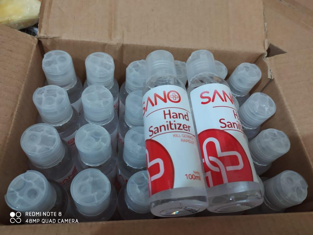 Sano Hand sanitizer 100ml